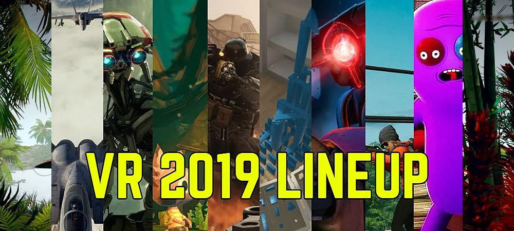 Top 10 der frischen neuen VR-Spiele 2019