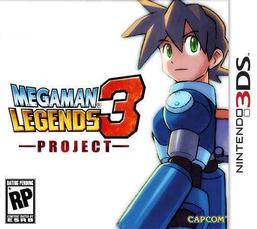 Capcom bringt Mega Man Titel zu 3DS